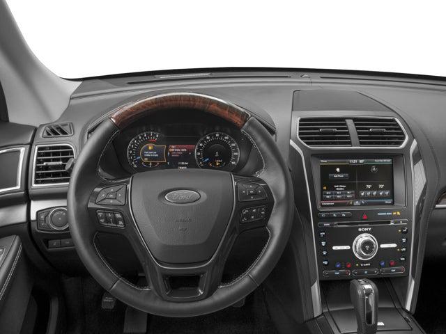 2017 Ford Explorer Platinum In LaPlace LA